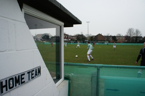 UPVC dugout windows were perhaps not part of the Opensport vision for VCD.