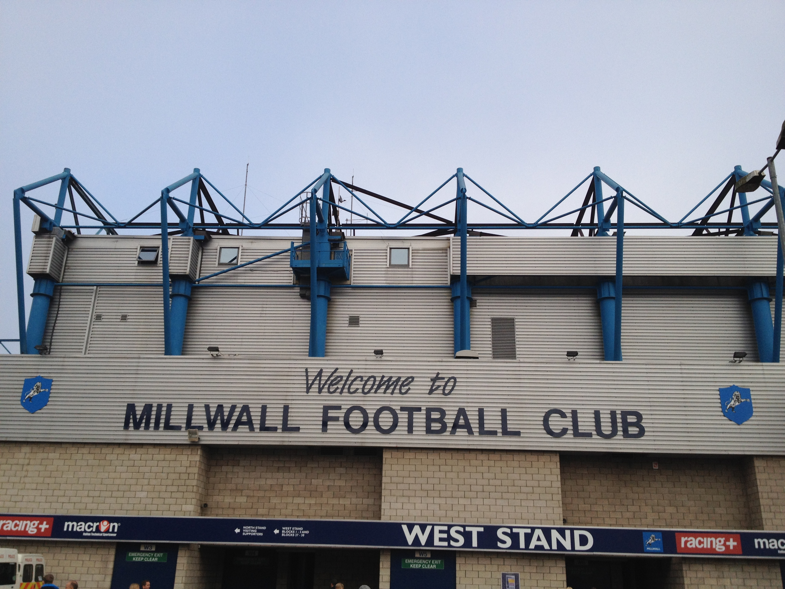millwall game today