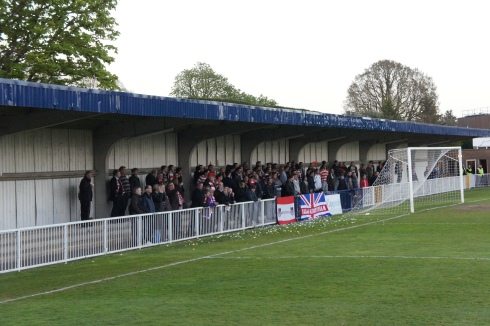 Kingstonian fans